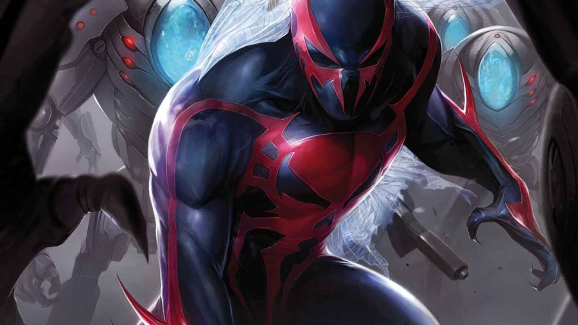 Marvel Studios Rumored To Be Developing a SPIDER-MAN 2099 Series For  Disney+ — GeekTyrant