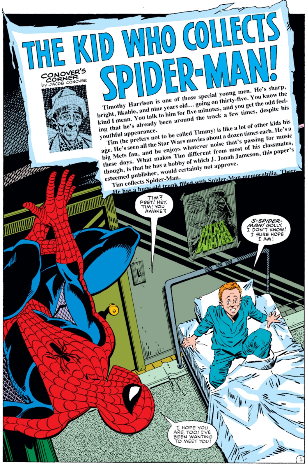 NOT A HOAX! NOT A DREAM!: THE AMAZING SPIDER-MAN #248